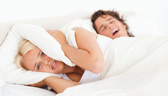 Cách chữa ngủ ngáy ở người lớn